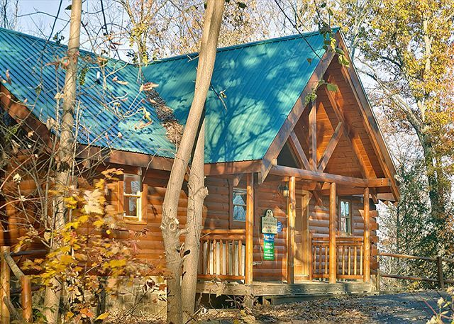 Moonlight Obsession 254 | 2 Bedroom Cabins | Pigeon Forge Cabins ...