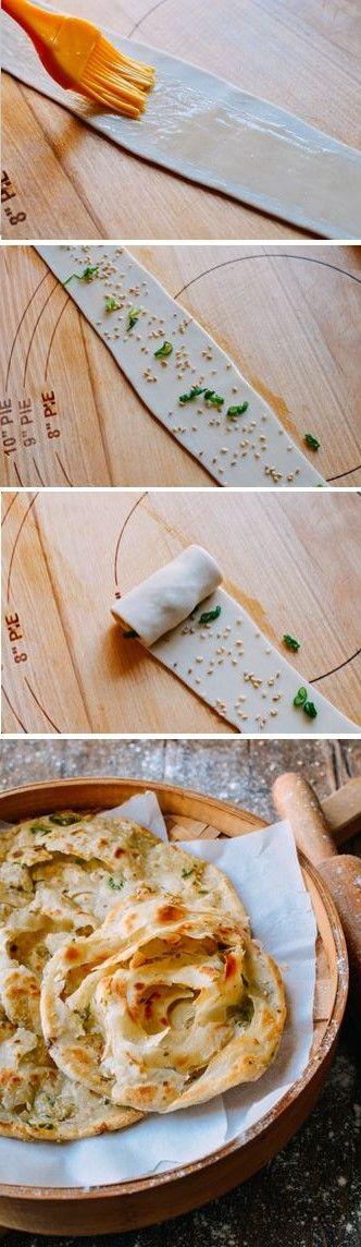 ShouZhuaBing 手抓饼, Chinese Pancake