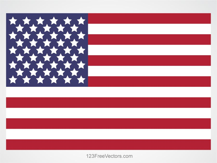 Usa Flag Flag Usa Flag Free Vector Art
