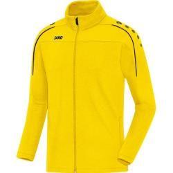 Photo of Jako men's casual jacket Classico, size L in citro, size L in citro Jako