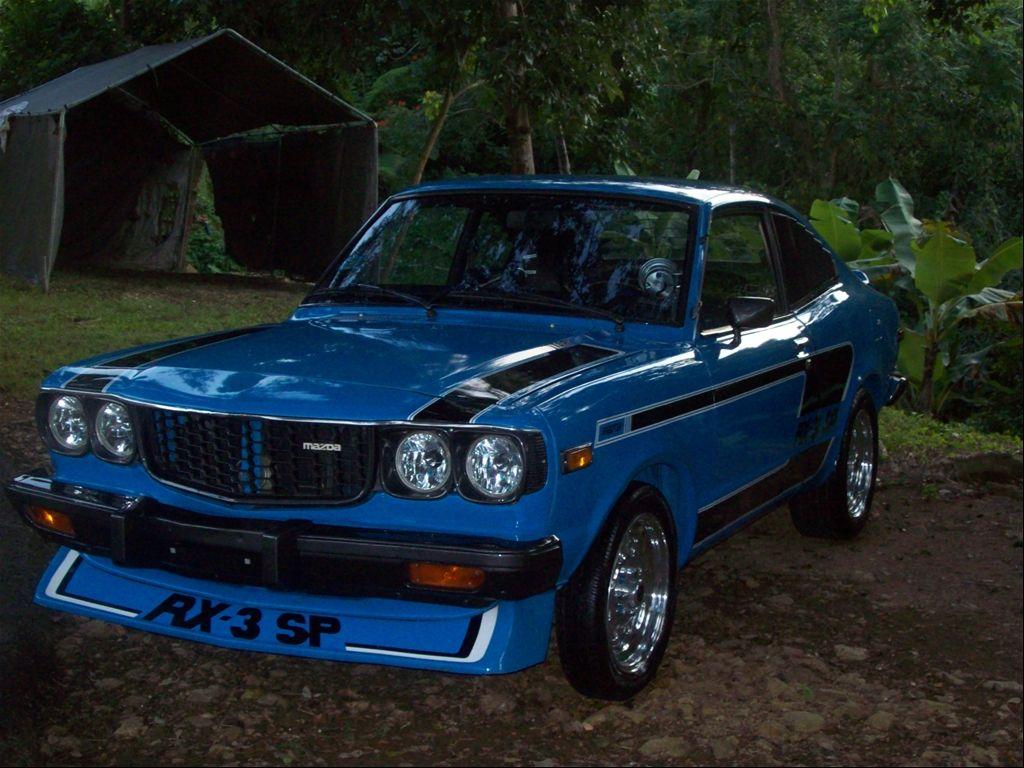 1973 Mazda RX-2 for Sale | kelvinynayeilli's MazdaRX-3