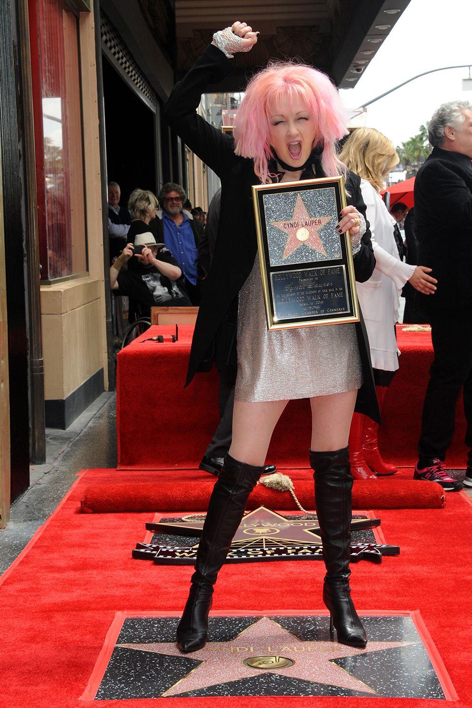 Music Photos of 2016: April | Hollywood walk of fame ...