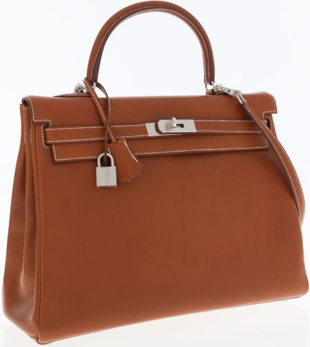 A one-of-a-kind Hermes special order Kelly bag dff4534357a36
