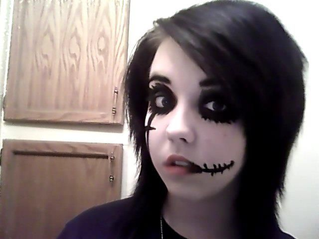 Andy Biersack 2009 Makeup Images & Pictures - Becuo | sick ...