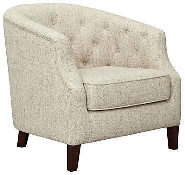 Best Ansley Tufted Accent Chair Art Van Furniture Tufted 400 x 300