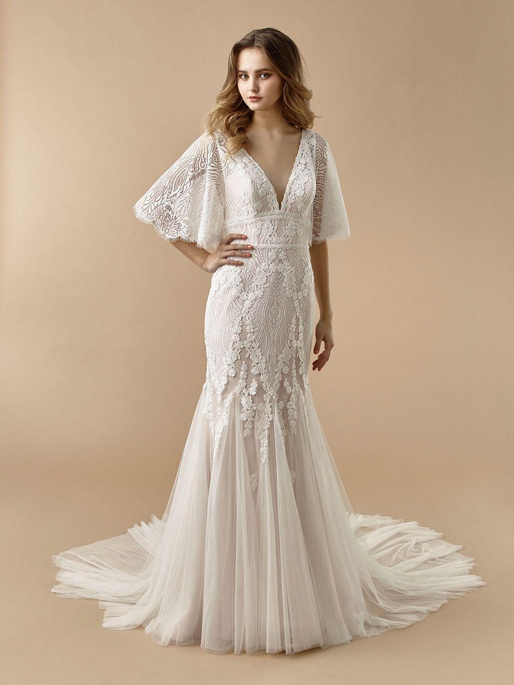 Bt20 05 Wedding Gown Short Sleeve Wedding Dress Wedding Dresses Short Wedding Dress [ 1380 x 1035 Pixel ]