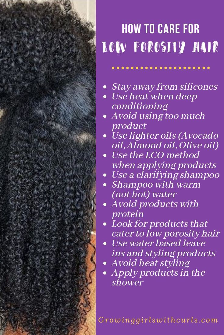 Low Porosity Hair: Tips For Retaining Moisture -