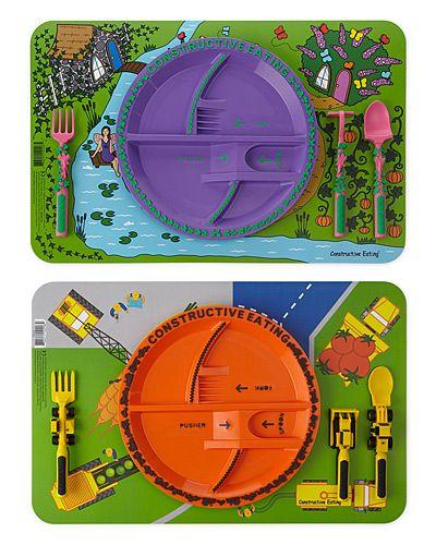 GARDEN & CONSTRUCTION PLACEMATS
