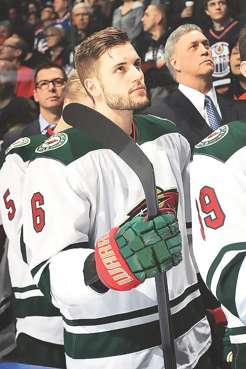 Marco Scandella Hot Hockey Players Hockey Players Minnesota Wild