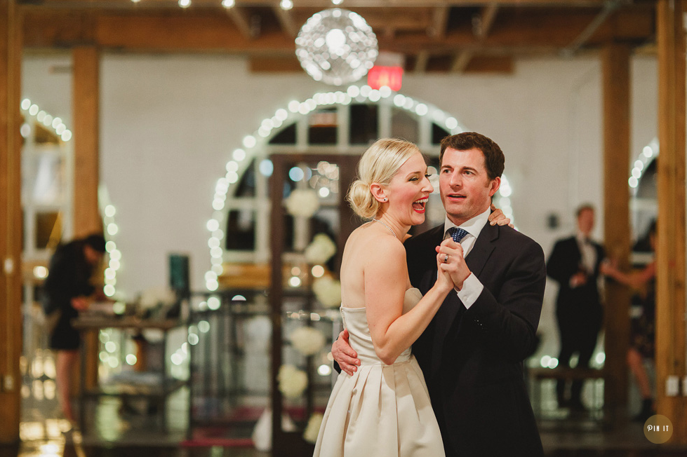 Toronto Art Gallery Wedding by Niv Shimshon Photography