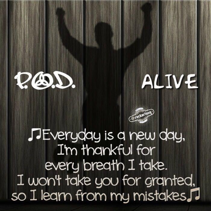 Lyric everyday lyrics buddy holly : ♫Everyday is a new day, I'm thankful for every breath I take. I ...