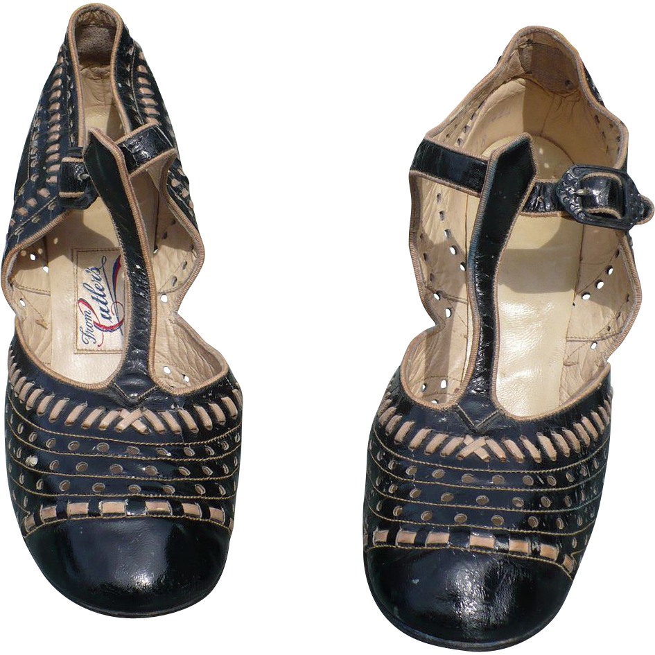 1940's Leather Shoes