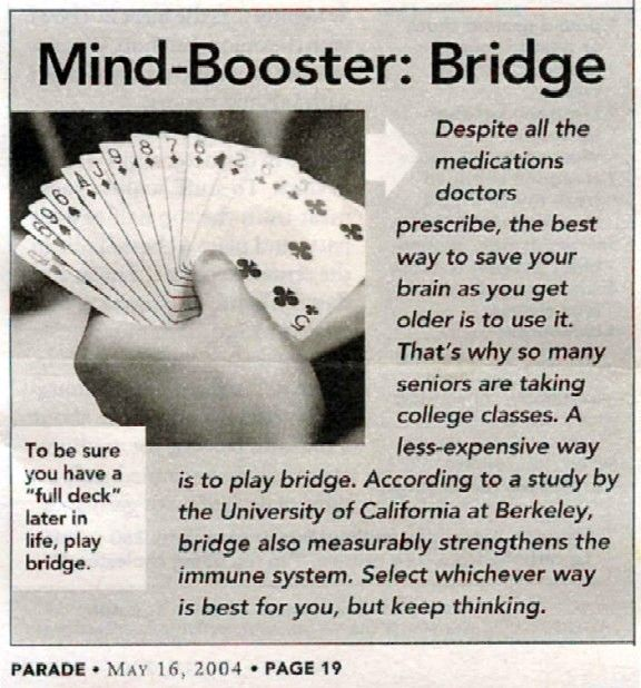 Why Play Bridge Play Bridge Bridge Card Bridge Card Game