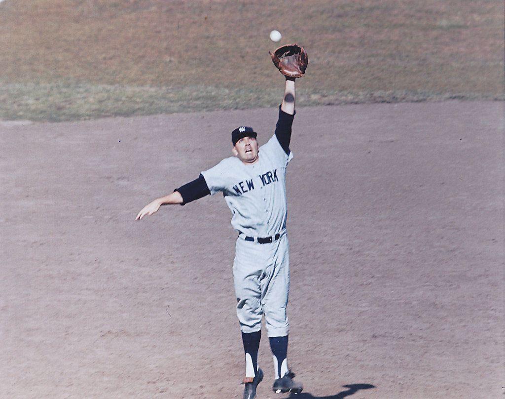 Clete Boyer New York Yankees Yankees Baseball Baseball Stadium