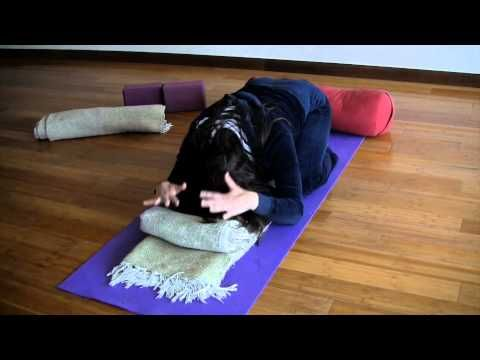 restorative sequence with props with allaine stricklen