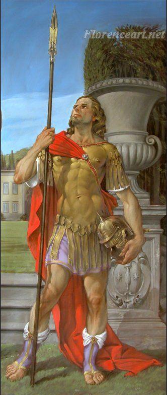 Cursos artesanales Italianos - Decoración Arquitectónica la, pintura mural, acabados de comparación en Florencia, Italia