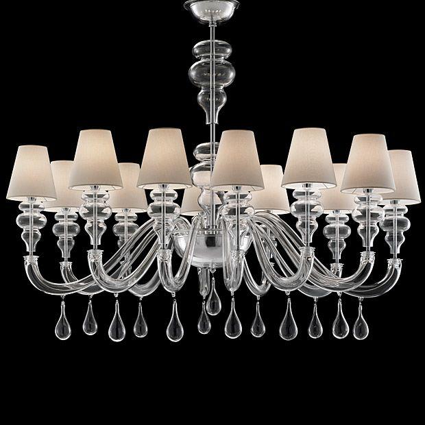 Barovier & Toso Ran Round chandelier | Lighting | Pinterest ...