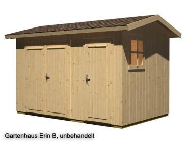 2Raum Gartenhaus Olaf 6,6 m² (mit Bildern) Gartenhaus
