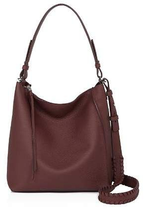 c42beb0b31 ShopStyle Collective Pebbled Leather, All Saints, Leather Shoulder Bag,  Crossbody Bag, Pouch