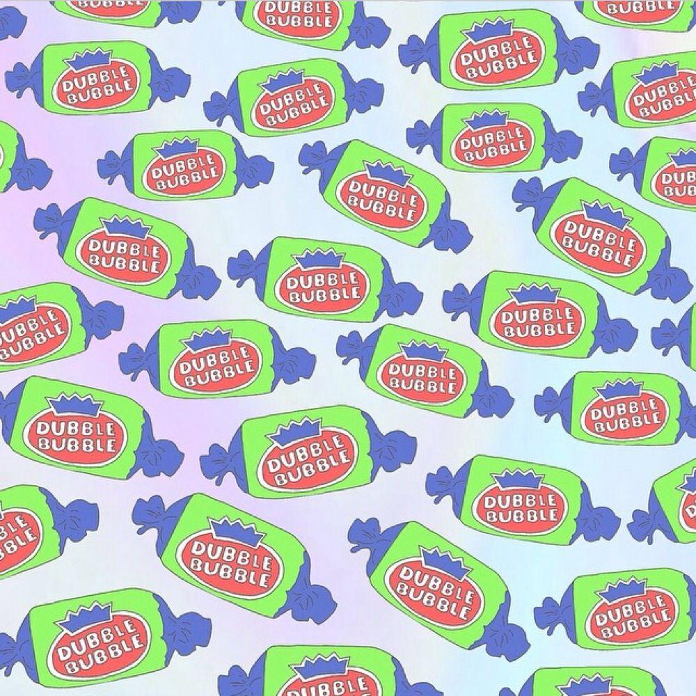 Bubble Gum ♡ Colorful wallpaper