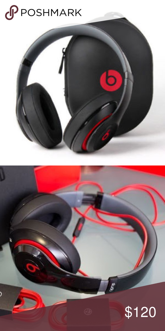 Beats Studio 2 0 Wired Headphones Beats Not Wireless Selling Them Because I Don T Use Them Like I Used To Box Not In Wired Headphones Beats Studio Headphones