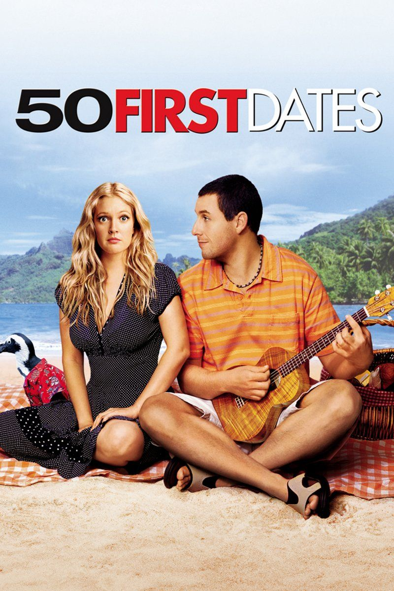 50 First Dates - Rotten Tomatoes  Have seen - 2.5/5 Stars.