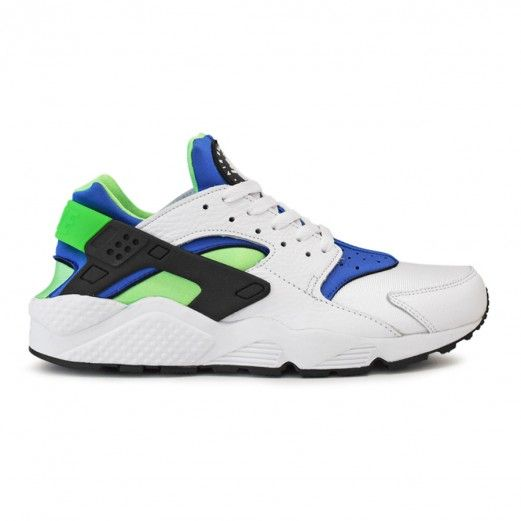 1b10a6655cd7 Nike Air Huarache 318429-100 Sneakers — Sneakers at CrookedTongues ...