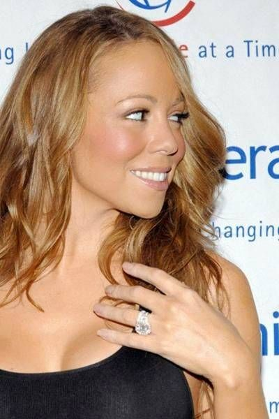 The Most Expensive Wedding Rings In The World Mariah Carey