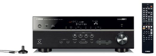#amazon Yamaha RX-V477 5.1-Channel Network AV Receiver with Airplay - $299.95 (save 33%) #yamaha #electronics #receiveroramplifier