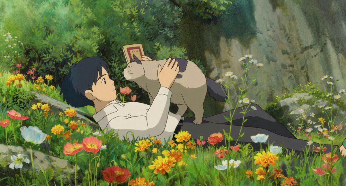 Studio ghibli,secret world of arrietty,hayao miyazaki | Studio ghibli art,  Ghibli artwork, Secret world of arrietty