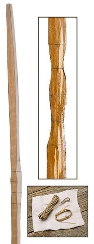 Hickory Flatbow Blank Self Bow Kit | Projects to Try | Bows