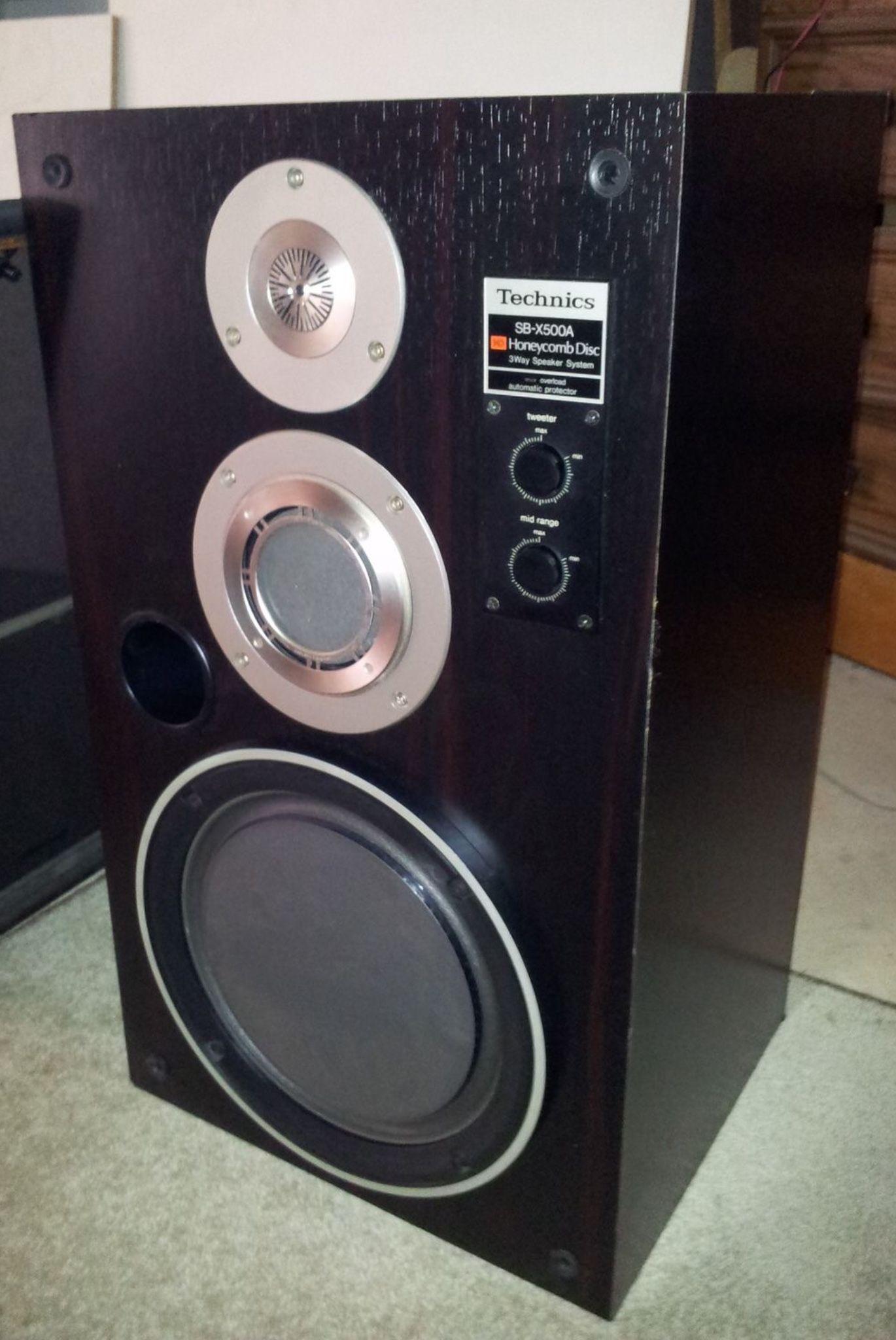 Restaurar cajas Technics sb-x500a D78d5ec1596e2c4efb948df06c122b3d