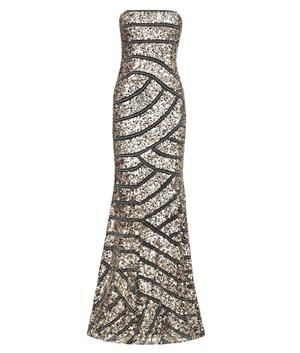SEQUINS with the most gorgeous pattern