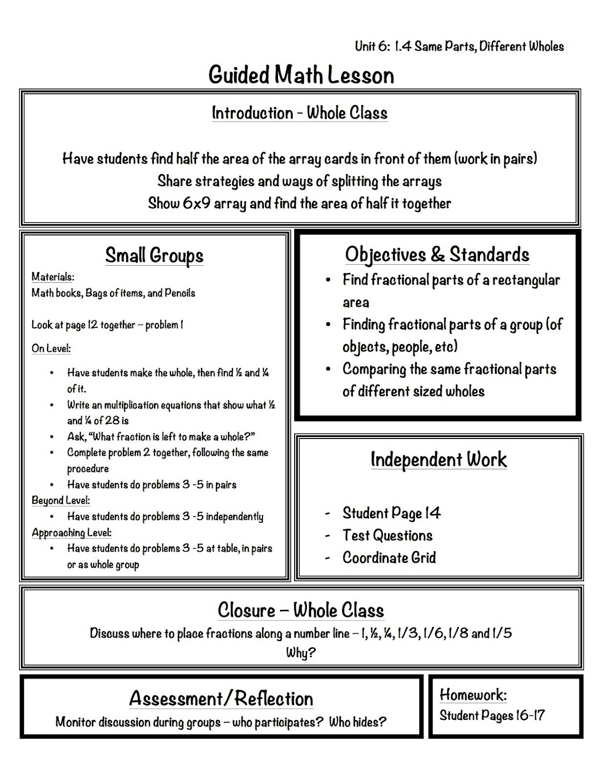 2 Organized Apples: Classroom Solutions for Grades 3-5: Guided Math ...