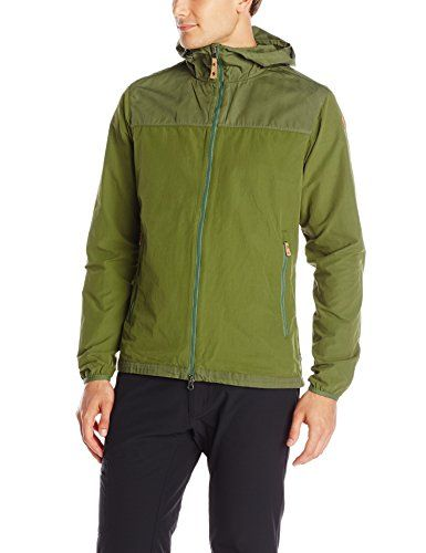 Fjallraven Mens Abisko Hybrid Jacket Pine Green Medium   Continue to the  product at the image link.(This is an Amazon affiliate link and I receive a  ... a463d6897