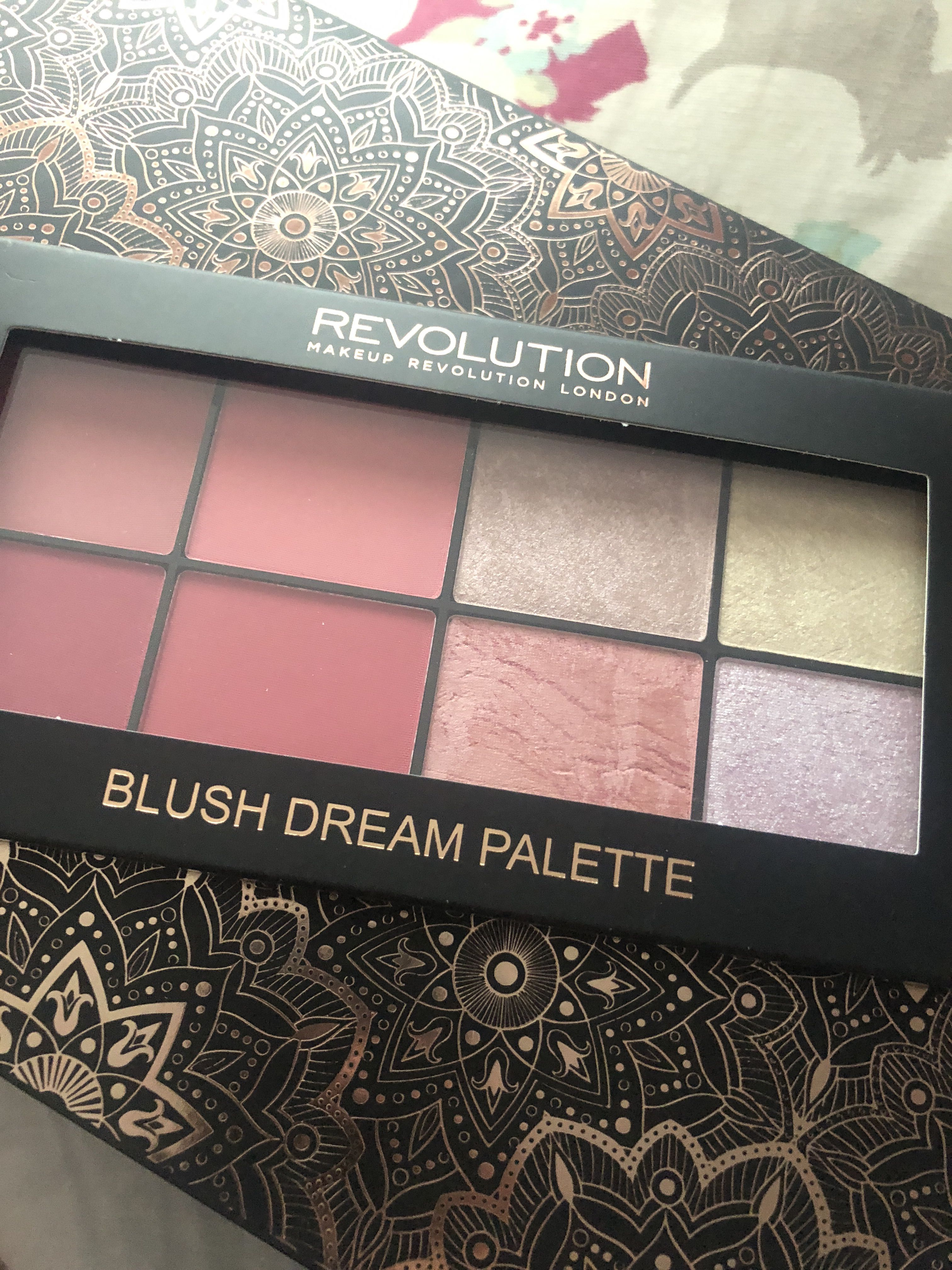 Revolution Brush Dream Palette Makeup revolution
