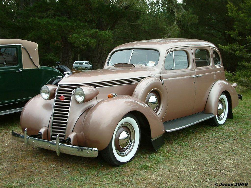 1937 Studebaker Commander....Special cars need special Insurance ...