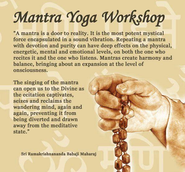 mantra yoga mantra amp sanskrit
