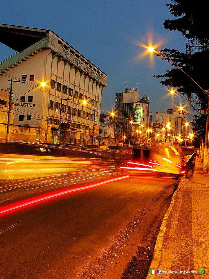 Juiz de Fora (MG) - Avenida Rio Branco www.italianobrasileiro.com