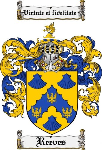 Reeves coat of arms reeves family crest instant download for reeves coat of arms reeves family crest instant download for altavistaventures Gallery