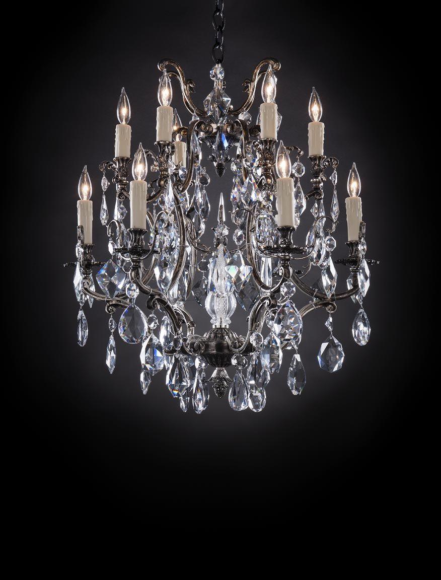 Italian Cast Chandelier #lighting | Chandelier, Ceiling ...