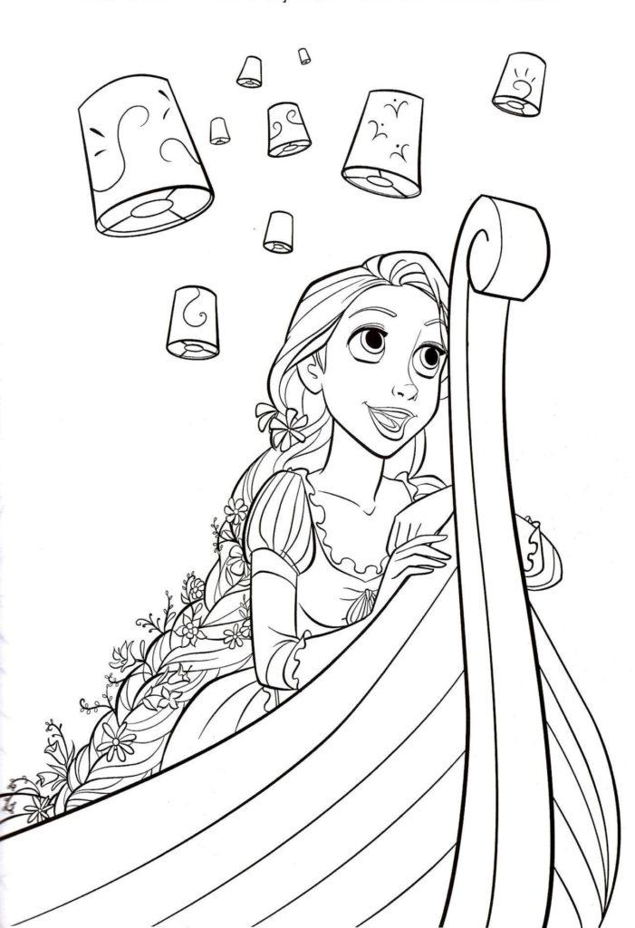 Rapunzel Dibujos Para Colorear Bebeazul Top Tangled Coloring Pages Princess Coloring Pages Disney Princess Coloring Pages