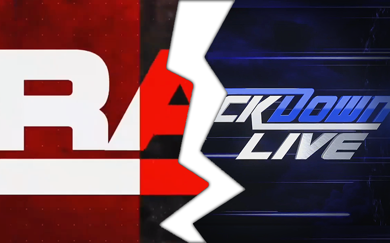 Will Wwe S Television Negotiations End The Brand Split Wwe Wwe News Wrestling News