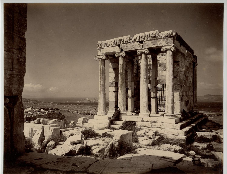 Grèce, Temple de Nike     #Europe #Grèce