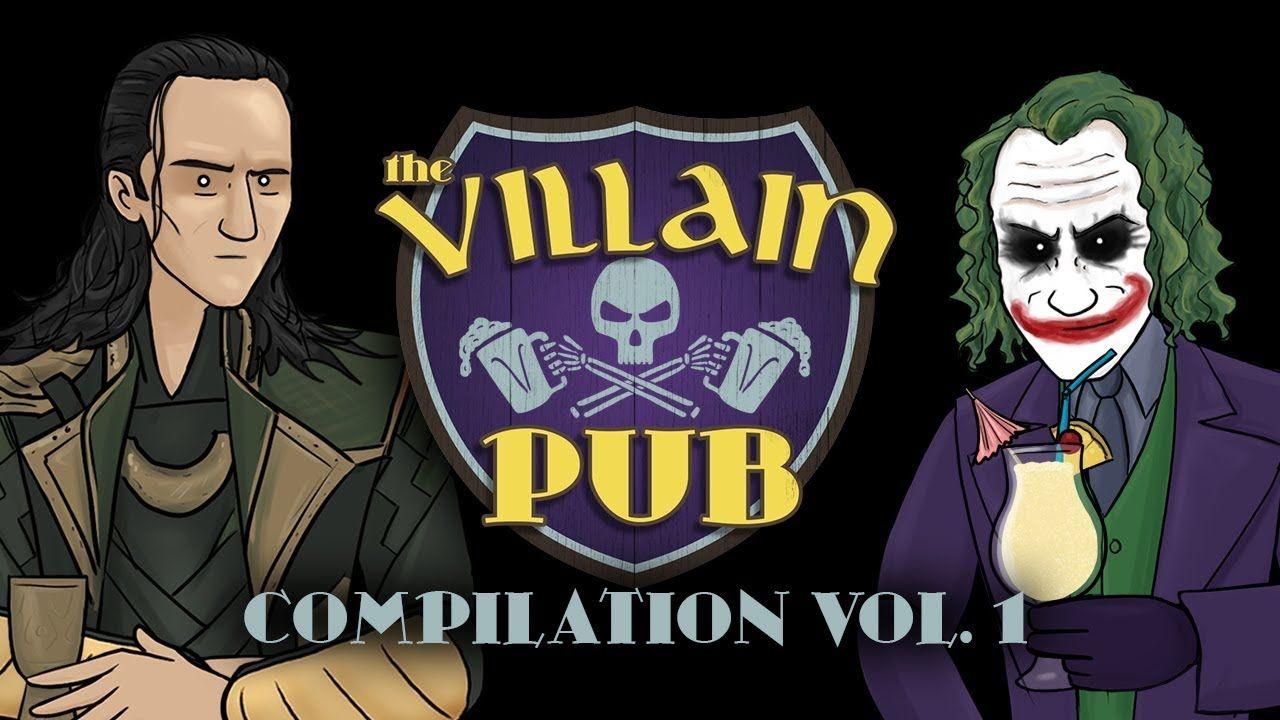 Villain pub compilation volume one https t co szibjcpogu