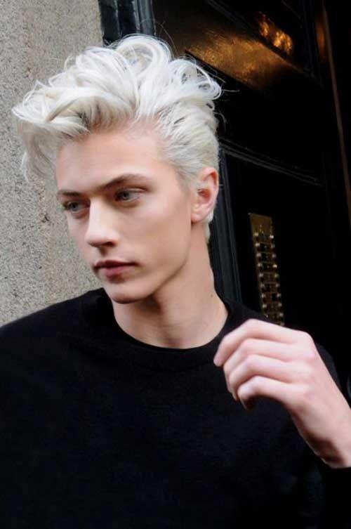 Cool Men Hair Colorg 500753 Man Hair Color Pinterest Man