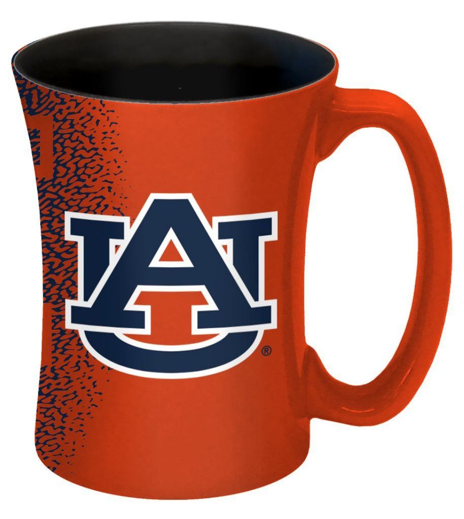 Auburn Tigers Coffee Mug 14 Oz Mocha Mocha Coffee Mugs Mugs Set