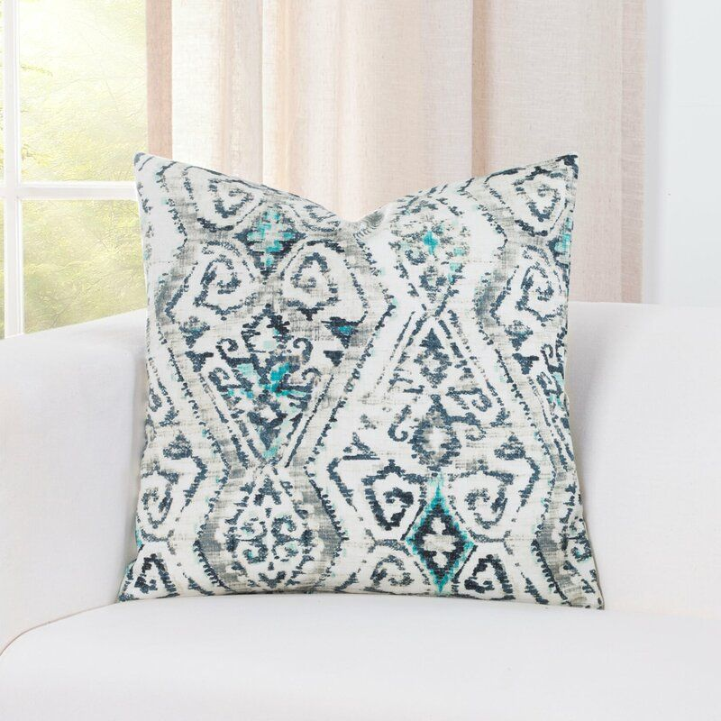 Zenobia Linen Throw Pillow In 2020 Designer Throw Pillows Linen