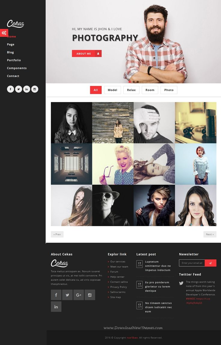 Cekas Agency And Creative Bootstrap Template Bootstrap Template Agency Templates