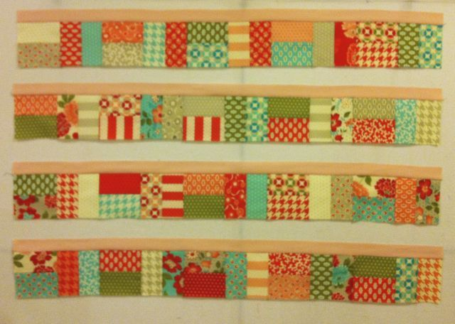 Sold Strip with Pieced Borders | quilting | Pinterest | Quilt ... : pieced borders for quilts - Adamdwight.com